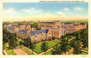Michigan Ann Arbor Lawyers Club University Of Michigan Curteich