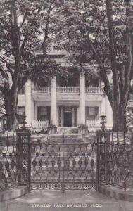 Mississippi Natchez Stanton Hall Albertype