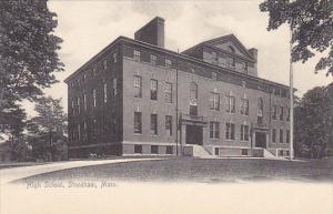 Massachusetts Stoneham High School Rotograph