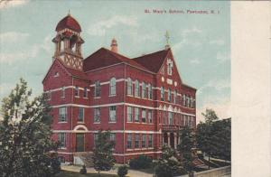 Rhode Island Pawtucket St Mary's School