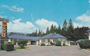 Lions Gate Tourist Court,  West Vancouver,  B.C.,  Canada,  PU_1963