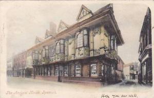 The Ancient House, Ipswich, Sulfolk, England, United Kingdom, PU-1903