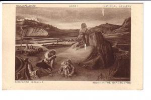 Bellini, Agony in the Garden, National Gallery, Vandyck Printers