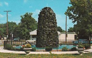 Illinois Clinton Coal Mine Workers Fountain