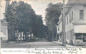 North Street Milford, New York