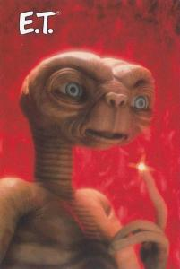 E.T. Adventure, I'll be right here... Universal Studios, Ontario, Florida, ...