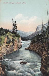 Devil's Canyon, Banff, Alberta Canada, 00-10s