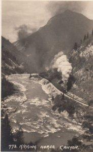 RP: Train , Kicking Horse Canyon #2 , FIELD , B.C. , Canada , 00-10s