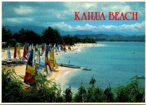 Hawaii Oahu Kailua Beach