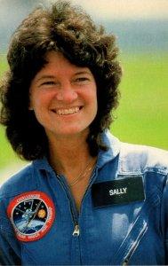 NASA Sally Kristen Ride