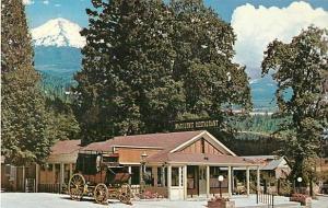 Marilyn's Family Restaurant Mt. Shasta California CA