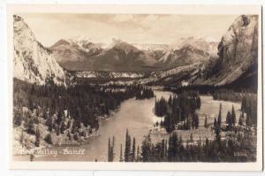 RPPC, Boul Valley, Banff