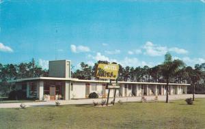 Mars Motel, U.S. 27, SEBRING, Florida, 40-60's