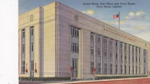 United States Post Office and Court House, Terre Haute, Indiana, 30-40s