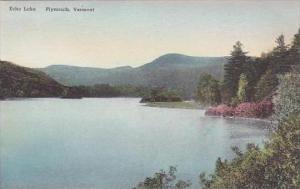 Vermont Plymouth Echo Lake Albertype