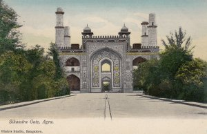AGRA , India , 00-10s ; Sikandra Gate