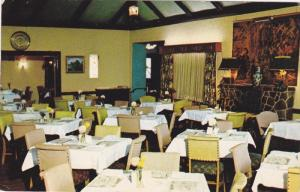 Main Dining Room of The Pines, Stoney Creek, Ontario, Canada, 1940-60s