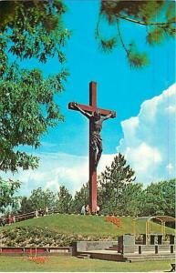 Catholic Crucifix Shrine Indian River Michigan MI