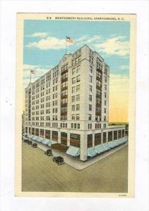 Montgomery Building, Spartanburg, South Carolina, 1930-1940s