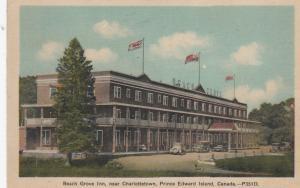 CHARLOTTETOWN , PEI , Canada , 1910-30s ; Beach Grove Inn