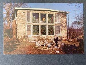 Quigley's Castle Eureka Springs AR Chrome Postcard H1173085605