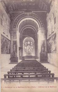 Interior, Collection De La Basilique Du Bois Chenu, Interieur De La Basilique...