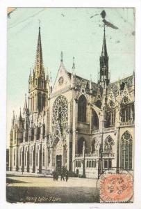Eglise St. Epvre, Nancy (Meurthe-et-Moselle), France, PU-1914