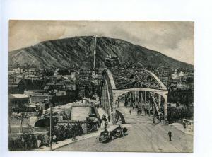 197572 GEORGIA TIFLIS Bridge Chahrohadze Vintage Glavlit # 15