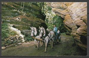 Wisconsin, Dells - Lost Canyon