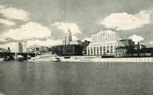 MN - St. Paul Skyline View