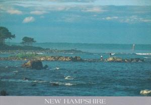 New Hampshire Odiomes Point State Park Near Portsmouth