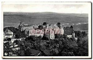 Old Postcard Chateau Wiltz Luxembourg