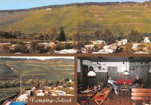 Bernkastel Wehlen Mosel, Camping Schenk, Weinstube am Platz Weingut