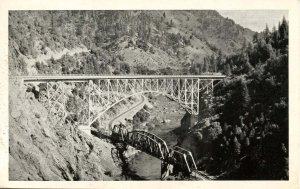CA - Feather River Canyon Bridges, Western Pacific Railroad
