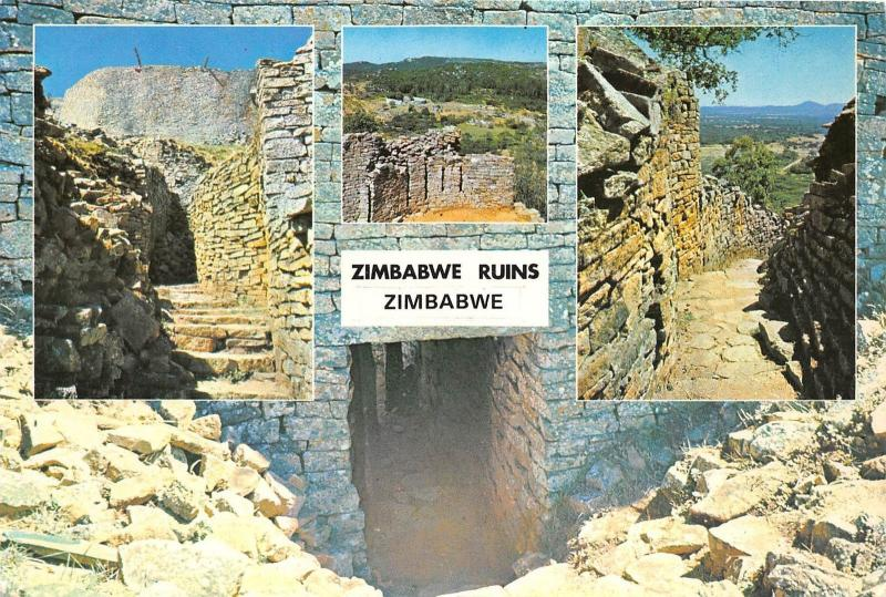 BG9597 zimbabwe ruins zimbabwe