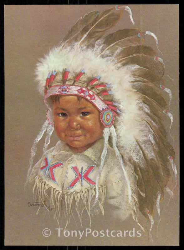 Canadian Indian Child