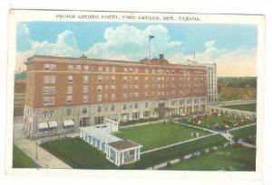 Prince Arthur Hotel, Port Arthur, Ontario, Canada, 00-10s