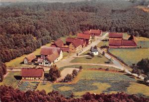 Rheinisches Freilichtmuseum Kommern Gielsstrasse Blick auf die Baugruppe