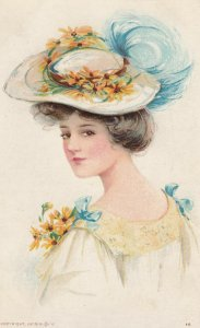 Victorian woman , 00-10s