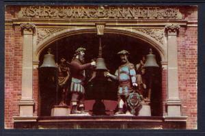 Gog and Magog,Dearfield Viallage,Dearborn,MI