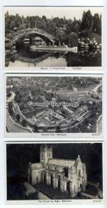 tp9018 - Bucks - 3 x Cards, of Various Scenes in Bekonscot - Postcard