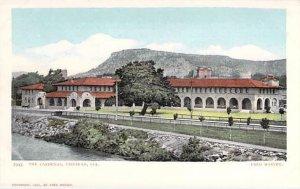 The Cardenas, Trinidad Colo. Fred Harvey Vintage Postcard