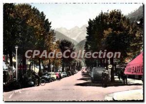 Modern Postcard Luchon Les Allees D'Etigny