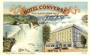 Hotel Converse in Niagara Falls, New York