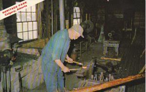 Canada Blacksmith Shop Heritage Park Calgary Alberta