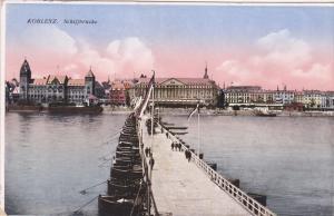 KOBLENZ , Germany , 00-10s ; Schiftbrucke