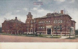 LINCOLN , Nebraska , 00-10s ; High School