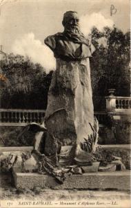 CPA St-RAPHAEL Monument d'Alphonse Karr (411415)