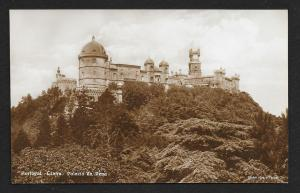 Portugal Pena National Palace Cintra Unused c1920s