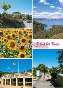 Modern Postcard Souvenir of Greoux les Bains Lumiere et Beaute de Verdon